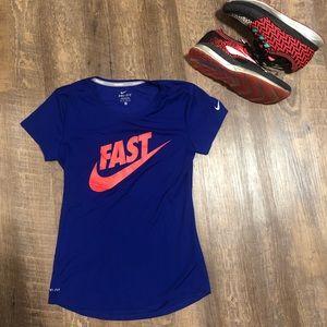 Nike Fast Running T